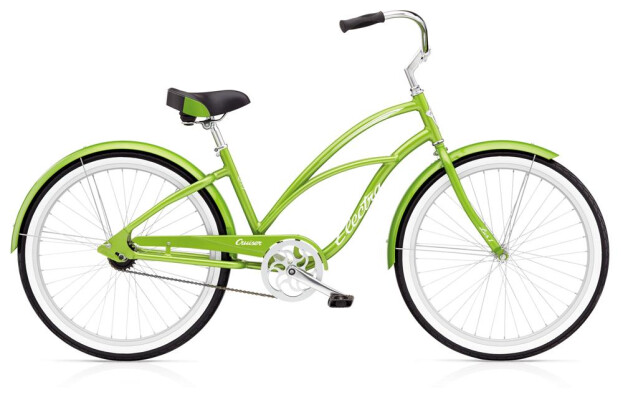 Cruiser-Bike Electra Bicycle Cruiser Lux 1 Ladies' 2017