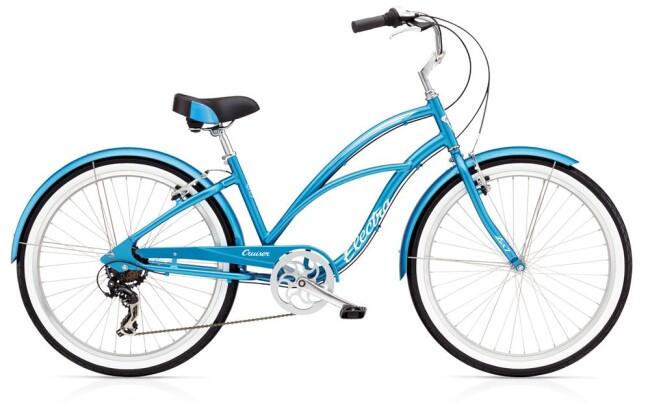 Cruiser-Bike Electra Bicycle Cruiser Lux 1 Ladies' 2017