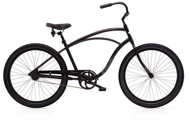 Cruiser-Bike Electra Bicycle Cruiser Lux 1 Men's 2017