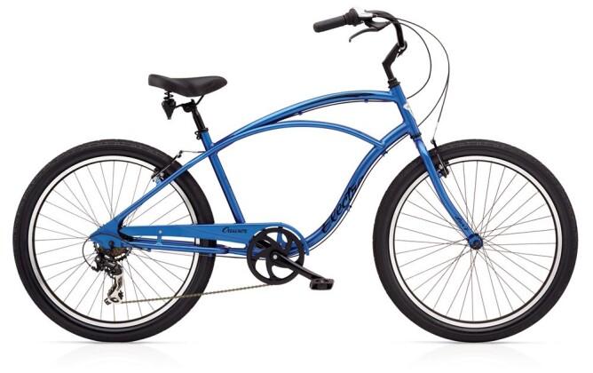 Cruiser-Bike Electra Bicycle Cruiser Lux 7D Men's 2017