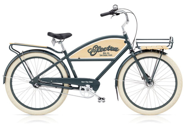 Cruiser-Bike Electra Bicycle Delivery 3i Men's 2017