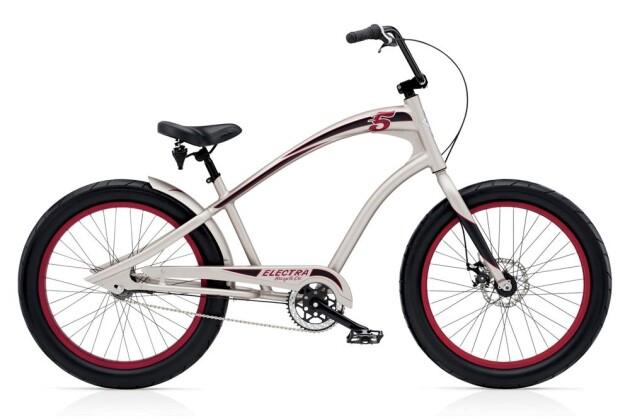 Cruiser-Bike Electra Bicycle Fast 5 3i Men's 2017