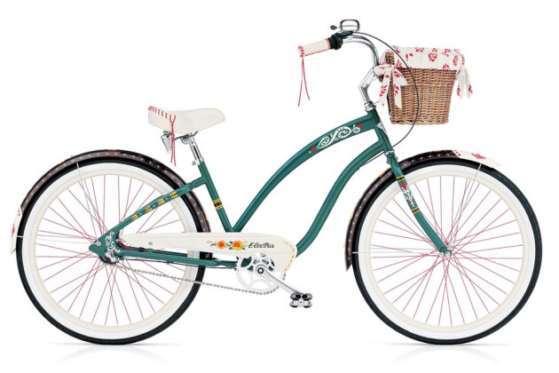 Cruiser-Bike Electra Bicycle Gypsy 3i Ladies' 2017