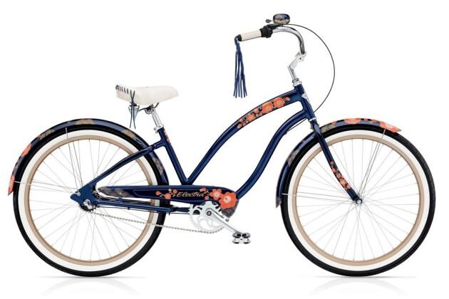 Cruiser-Bike Electra Bicycle Hanami 3i Ladies' 2017