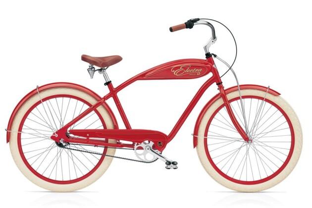 Cruiser-Bike Electra Bicycle Indy 3i Men's 2017