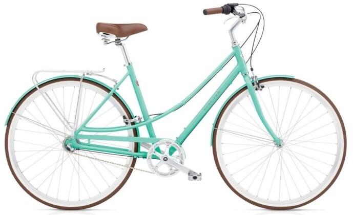 Citybike Electra Bicycle Loft 3i Ladies' 2018