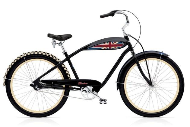Cruiser-Bike Electra Bicycle Mod 3i Men's 2017
