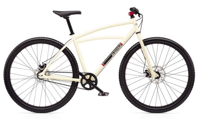 Mountainbike Electra Bicycle Moto 3i 2017