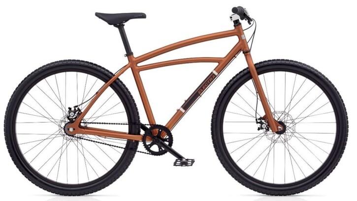 Urban-Bike Electra Bicycle Moto 3i Men's 2017