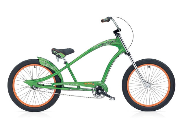 Cruiser-Bike Electra Bicycle Rat Fink 3i Men's 2017