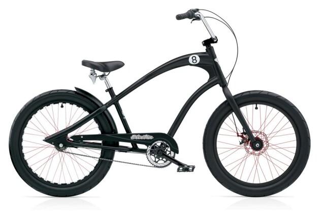 Cruiser-Bike Electra Bicycle Straight 8 3i Men's 2017