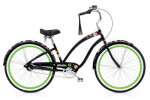 Cruiser-Bike Electra Bicycle Sugar Skulls 3i Ladies'