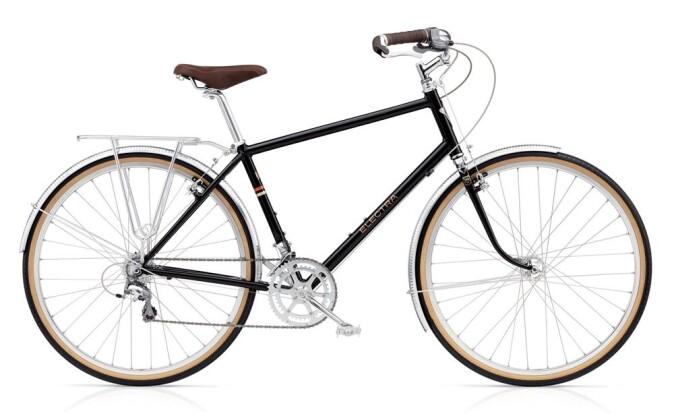 Cruiser-Bike Electra Bicycle Ticino 20D Men's 2017