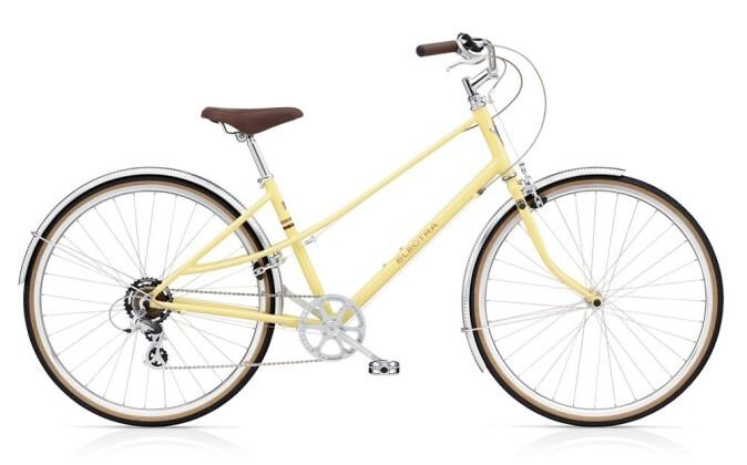 Cruiser-Bike Electra Bicycle Ticino 7D Ladies' 2017