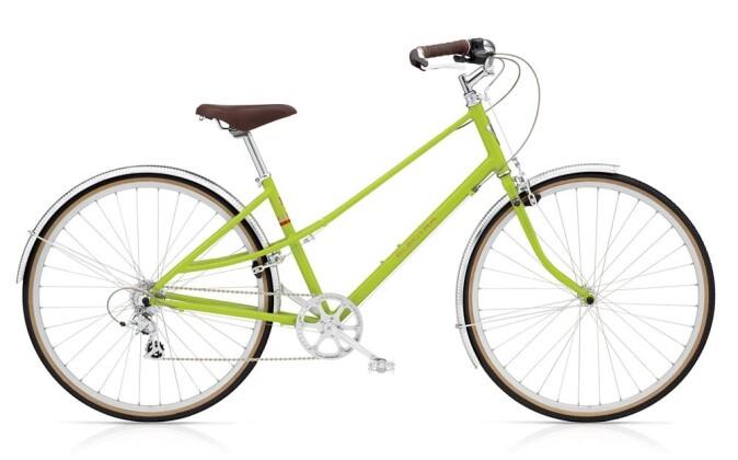 Cruiser-Bike Electra Bicycle Ticino 8D Ladies' 2017
