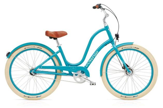 Citybike Electra Bicycle Townie Balloon 3i EQ Ladies' 2018
