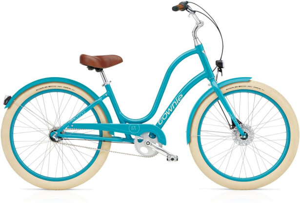 Citybike Electra Bicycle Townie Balloon 7i EQ Ladies' 2018