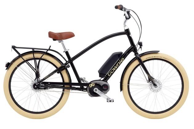 E-Bike Electra Bicycle Townie Go! 8i Men's 2017