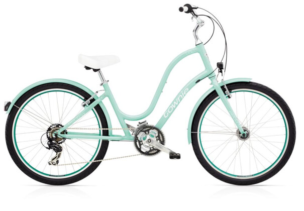 Citybike Electra Bicycle Townie Original 21D EQ Ladies' 2017