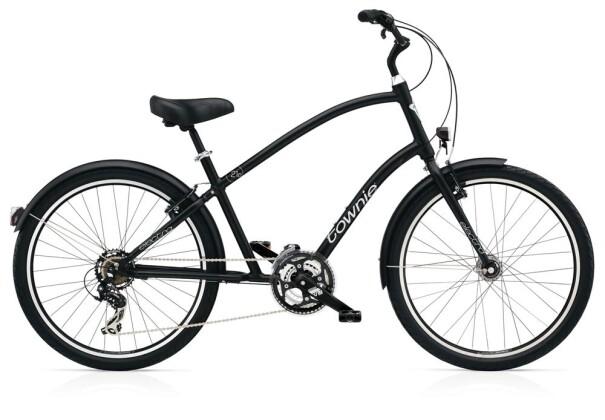 Citybike Electra Bicycle Townie Original 21D EQ Men's 2017