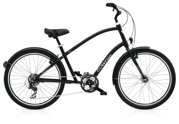 Citybike Electra Bicycle Townie Original 21D EQ Men's 2017
