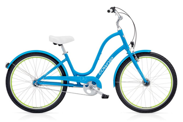 Citybike Electra Bicycle Townie Original 3i EQ Ladies' 2017
