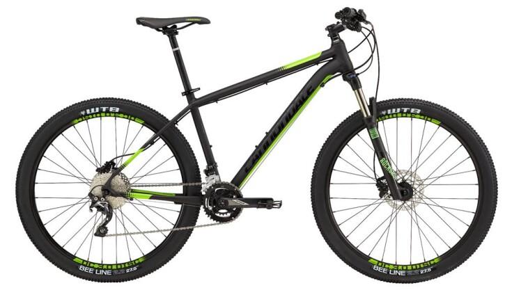 Mountainbike Cannondale 27.5 M Trail 2 BLK SM (x) 2017
