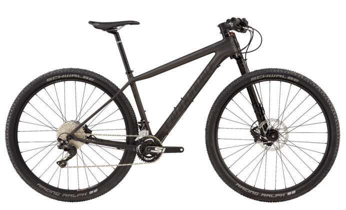 Mountainbike Cannondale 27.5 M F-Si Crb 4 ANT SM 2017