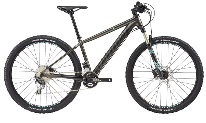 Mountainbike Cannondale 27.5 F F-Si Al 2 Wmn ANT MD 2017