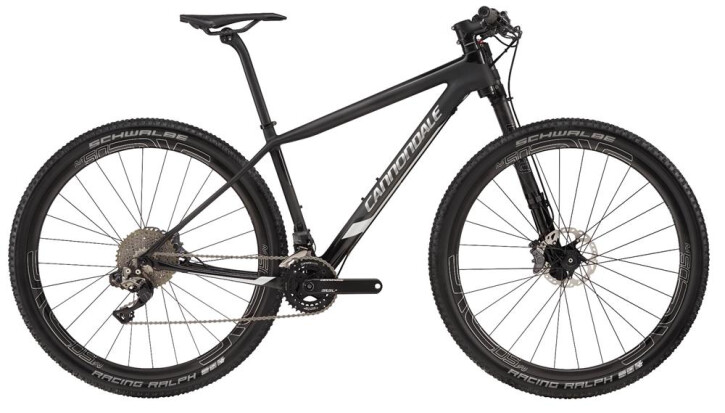 Mountainbike Cannondale 27.5 M F-Si HM Black Inc BLE SM 2017