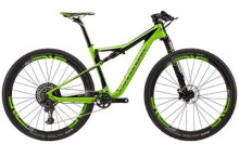 Mountainbike Cannondale 27.5 M Scalpel Si HM Team GRN SM
