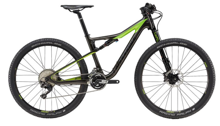 Mountainbike Cannondale 27.5 F Scalpel Si Crb 2 ANT MD 2017