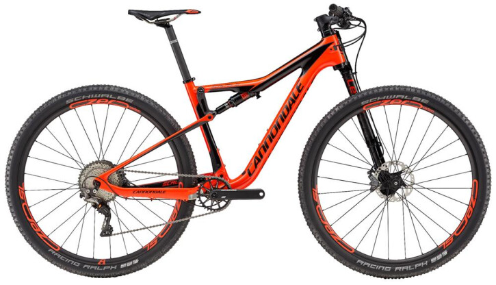 Mountainbike Cannondale 27.5 M Scalpel Si HM 1 ARD SM 2017
