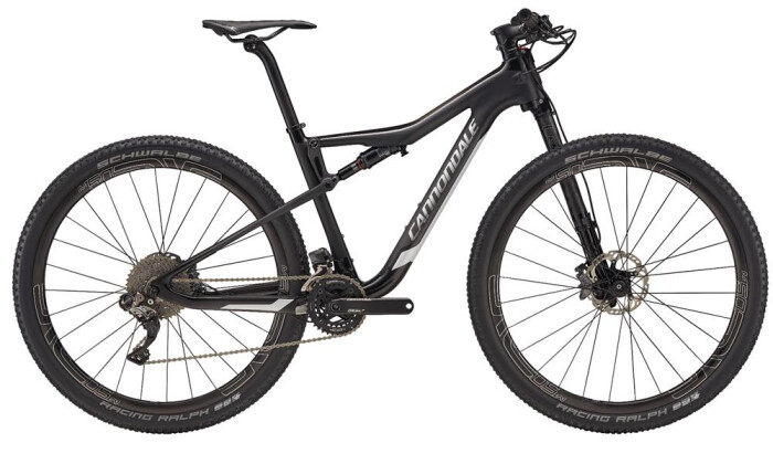 Mountainbike Cannondale 27.5 M Scalpel Si Black Inc BLE SM 2017