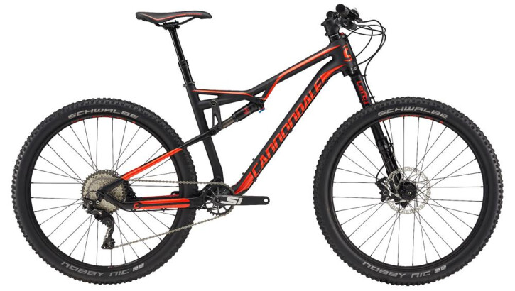 Mountainbike Cannondale 27.5 M Habit Crb/Al 3 ARD LG (x) 2017