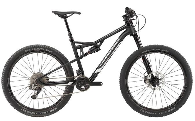 Mountainbike Cannondale 27.5 M Habit Crb Black Inc BLE LG 2017
