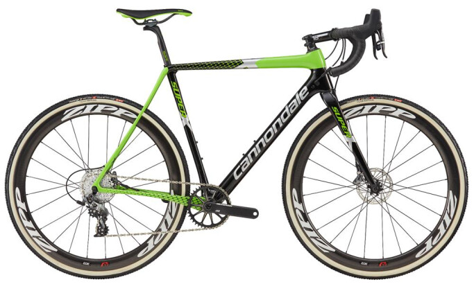 Rennrad Cannondale 700 M SuperX Team REP 46 2017
