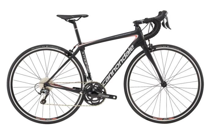 Rennrad Cannondale 700 F Synapse Crb Tgra BLK 44 2017