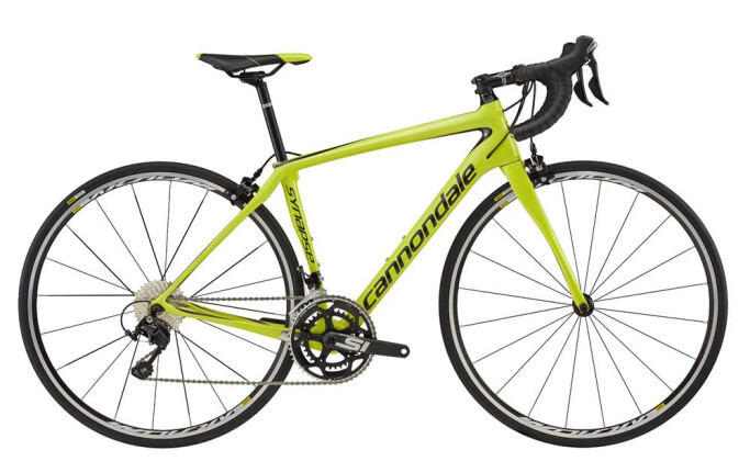Rennrad Cannondale 700 F Synapse Crb 105 NSP 44 2017