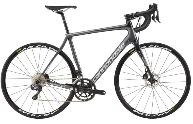 Rennrad Cannondale 700 M Synapse Crb Disc Ult Di2 GRY 48 2017