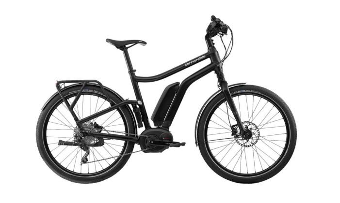 E-Bike Cannondale 26 M Contro-E HS 2 NBL LG 2017