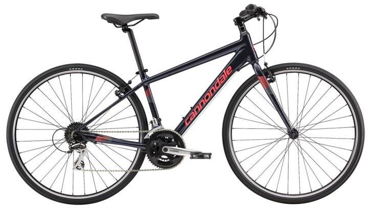 Urban-Bike Cannondale 700 F Quick 7 MDN MD 2017