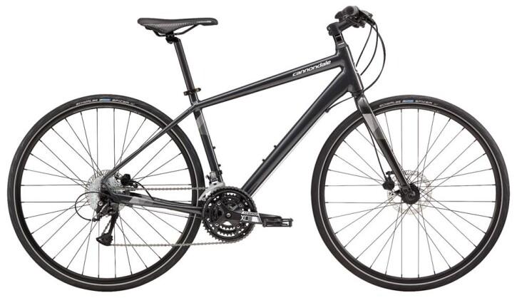 Urban-Bike Cannondale 700 M Quick Disc 5 NBL 2XL 2017