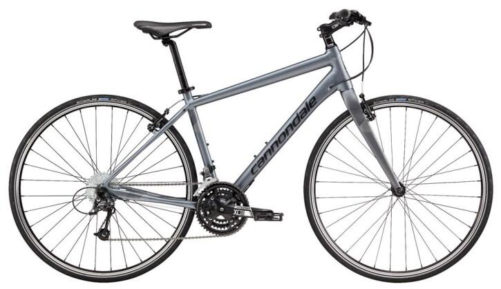 Urban-Bike Cannondale 700 M Quick 4 GRY 2XL 2017
