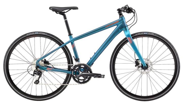 Urban-Bike Cannondale 700 F Quick Disc 1 DTE MD 2017