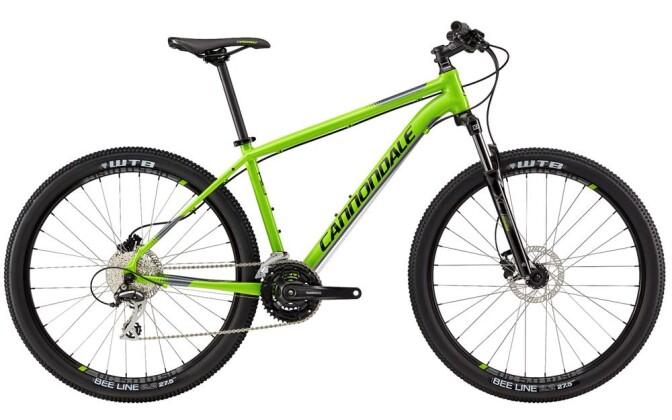 Mountainbike Cannondale 27.5 M Trail 6 GRN MD (x) 2017