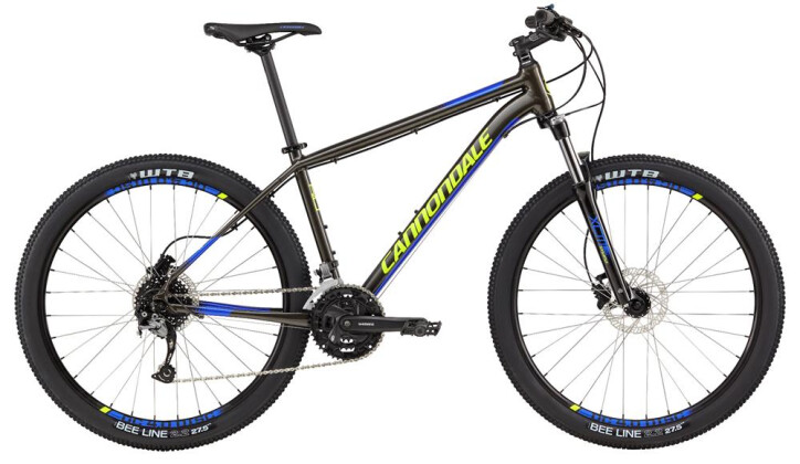 Mountainbike Cannondale 27.5 M Trail 5 CER MD (x) 2017