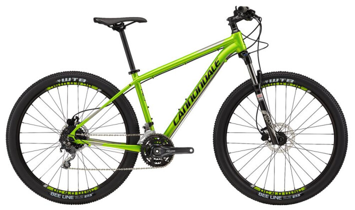 Mountainbike Cannondale 27.5 M Trail 4 AGR MD (x) 2017