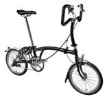 Faltrad Brompton P3L