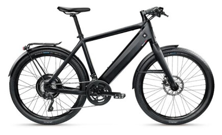 Stromer ST 2 Modell 2018 schwarz